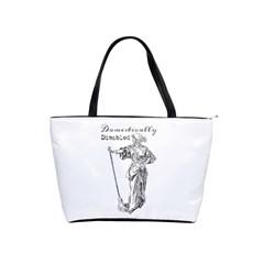 Domestically Disabled Large Shoulder Bag