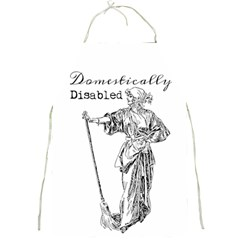 Domestically Disabled Apron