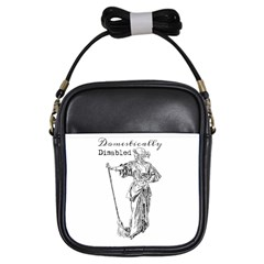 Domestically Disabled Girl s Sling Bag
