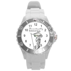 Domestically Disabled Plastic Sport Watch (Large)