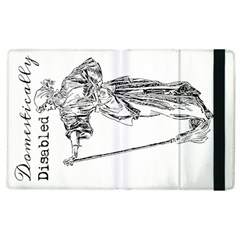 Domestically Disabled Apple iPad 3/4 Flip Case