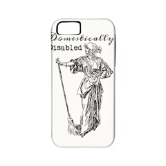 Domestically Disabled Apple Iphone 5 Classic Hardshell Case (pc+silicone)