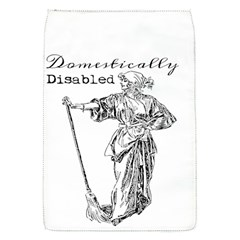 Domestically Disabled Removable Flap Cover (Small)