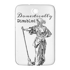 Domestically Disabled Samsung Galaxy Note 8.0 N5100 Hardshell Case