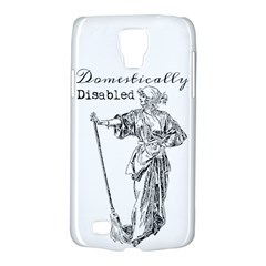 Domestically Disabled Samsung Galaxy S4 Active (I9295) Hardshell Case