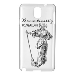 Domestically Disabled Samsung Galaxy Note 3 N9005 Hardshell Case