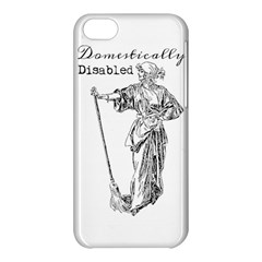 Domestically Disabled Apple iPhone 5C Hardshell Case