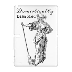 Domestically Disabled Samsung Galaxy Note 10.1 (P600) Hardshell Case
