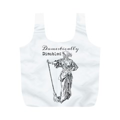 Domestically Disabled Reusable Bag (M)