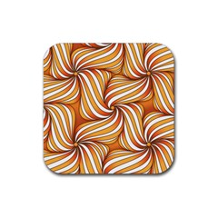 Sunny Organic Pinwheel Drink Coasters 4 Pack (square)