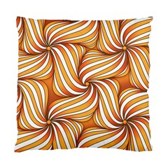 Sunny Organic Pinwheel Cushion Case (Two Sided)