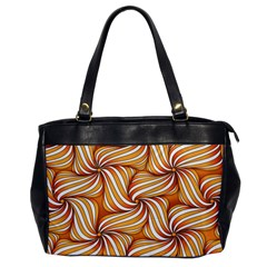 Sunny Organic Pinwheel Oversize Office Handbag (one Side)