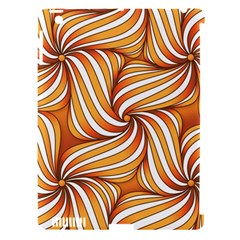 Sunny Organic Pinwheel Apple iPad 3/4 Hardshell Case (Compatible with Smart Cover)