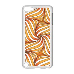 Sunny Organic Pinwheel Apple iPod Touch 5 Case (White)