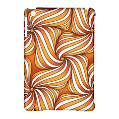 Sunny Organic Pinwheel Apple iPad Mini Hardshell Case (Compatible with Smart Cover)