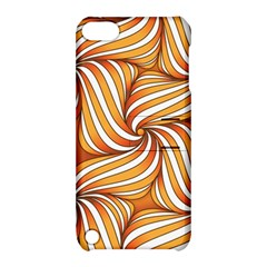Sunny Organic Pinwheel Apple iPod Touch 5 Hardshell Case with Stand