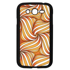 Sunny Organic Pinwheel Samsung Galaxy Grand Duos I9082 Case (black)