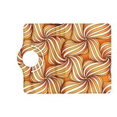 Sunny Organic Pinwheel Kindle Fire Hd 7  (2nd Gen) Flip 360 Case