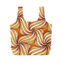 Sunny Organic Pinwheel Reusable Bag (m)