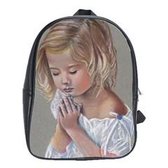 Prayinggirl School Bag (Large)