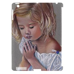 Prayinggirl Apple iPad 3/4 Hardshell Case (Compatible with Smart Cover)