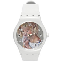 Prayinggirl Plastic Sport Watch (medium)
