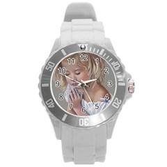 Prayinggirl Plastic Sport Watch (large)