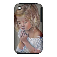Prayinggirl Apple iPhone 3G/3GS Hardshell Case (PC+Silicone)
