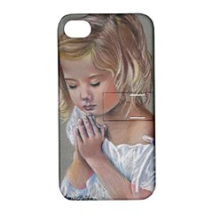 Prayinggirl Apple iPhone 4/4S Hardshell Case with Stand