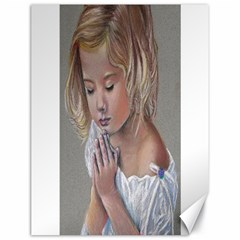 Prayinggirl Canvas 18  x 24  (Unframed)
