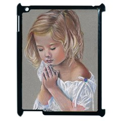 Prayinggirl Apple iPad 2 Case (Black)