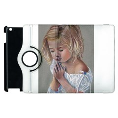 Prayinggirl Apple iPad 3/4 Flip 360 Case
