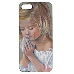 Prayinggirl Apple iPhone 5 Hardshell Case with Stand