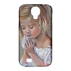 Prayinggirl Samsung Galaxy S4 Classic Hardshell Case (PC+Silicone)