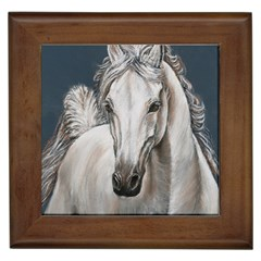 Breeze Framed Ceramic Tile