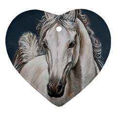 Breeze Heart Ornament