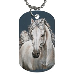 Breeze Dog Tag (Two-sided)