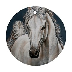 Breeze Round Ornament (Two Sides)