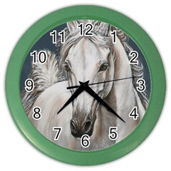 Breeze Wall Clock (Color)