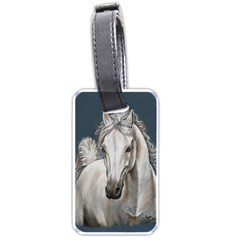 Breeze Luggage Tag (One Side)