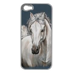 Breeze Apple iPhone 5 Case (Silver)