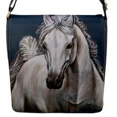 Breeze Flap Closure Messenger Bag (Small)