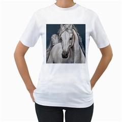 Breeze Women s T-Shirt (White)