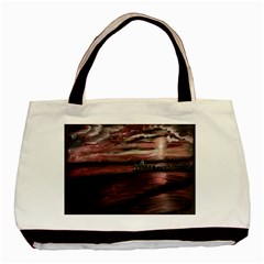 Pier At Midnight Classic Tote Bag
