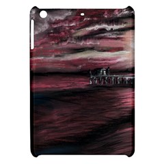 Pier At Midnight Apple Ipad Mini Hardshell Case
