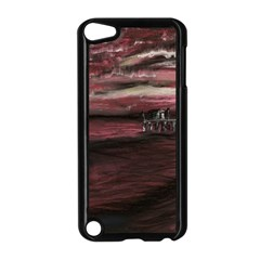 Pier At Midnight Apple iPod Touch 5 Case (Black)