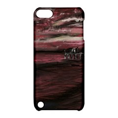 Pier At Midnight Apple Ipod Touch 5 Hardshell Case With Stand