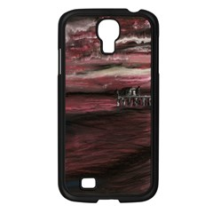 Pier At Midnight Samsung Galaxy S4 I9500/ I9505 Case (black)