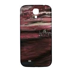 Pier At Midnight Samsung Galaxy S4 I9500/I9505  Hardshell Back Case