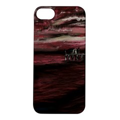 Pier At Midnight Apple iPhone 5S Hardshell Case